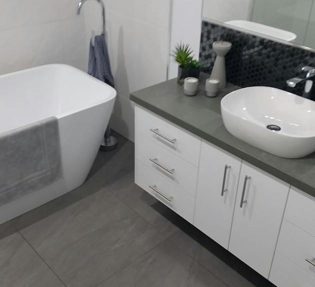 City View Bathroom