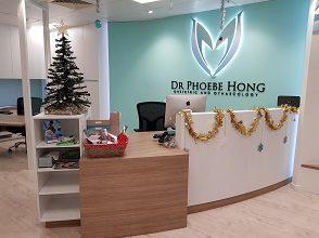 Dr Phoebe Hong Fitout