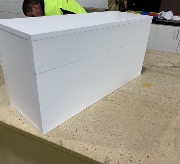 iPad Storage & Charging Station