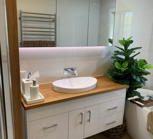 Millaa Millaa Bathroom Renovation