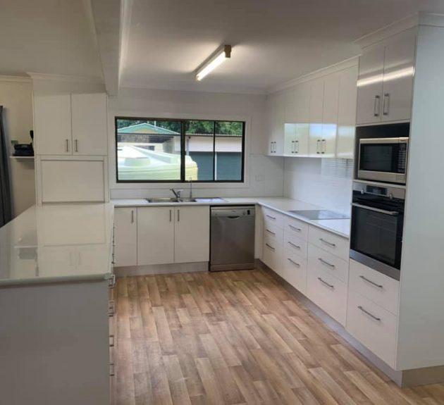 Remote Station Kitchen After